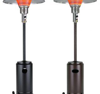 فروش بخاری قارچی در 2 مدل گاز شهری و گاز مایع مناسب جهت فضاهای بازهستند؛ تا شعاع ۱ متری خود را به راحتی گرم می نماید. جنس این بخاری ها معمولا استیل ضد زنگ یا آهن کوره ای هستند. همچنین در صورت افتادن بخاری شعله ی آن خاموش میشود و باعث ایمنی بیشتر میشود. از دیگر ویژگی های برخی از این بخاری ها قابلیت تنظیم طول است.